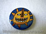 Soul Eater Sun 1.25 inch Pinback Button by LittleHouseCrafting