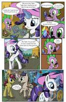 Talisman for a Pony: Page 20 by Str1ker878