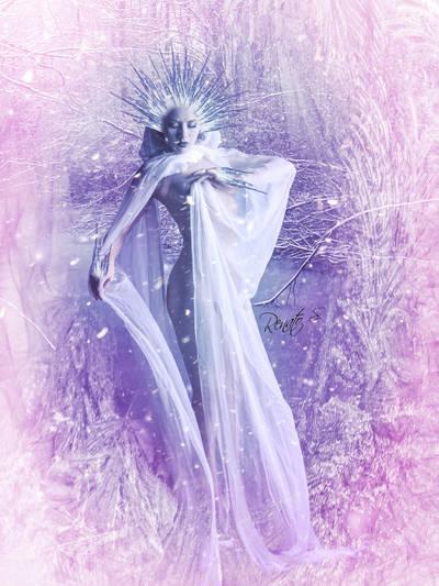 Ice Queen by RenatoSs