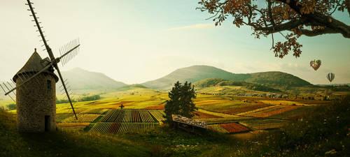 Countryside by RenatoSs