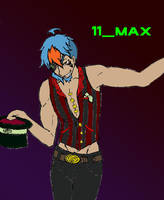 11 MaX's New Design by Swallow-of-Fire8091