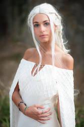 Daenerys Targaryen by MarcoFiorilli