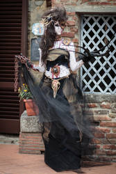 The Dreadful Lady by MarcoFiorilli