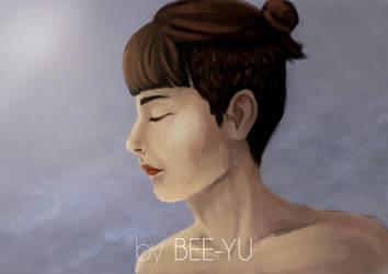 Self-Portrait by bee-yu