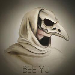 Bird Mask by bee-yu