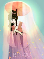 Hanfu Colorful by bee-yu