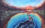 The Channeling by LoganWaldenArt