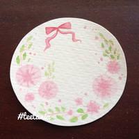 (mysterious) Flower Tag by teetania