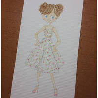 Flower Dress by teetania