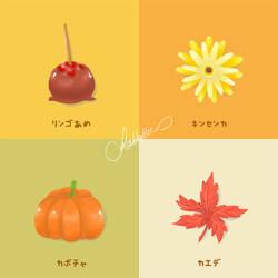 Autumn by teetania