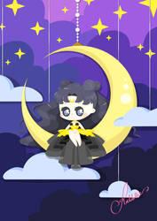 Luna by teetania