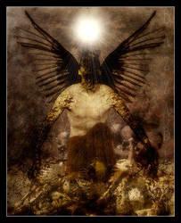 Azrael - Angel of Death by Dark-Arts-Asylum