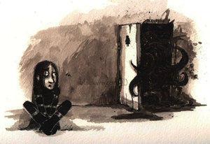 Emma's Little Problem by Dark-Arts-Asylum