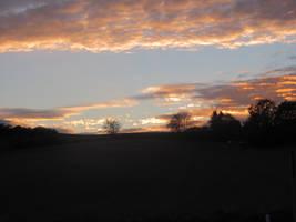Orange Sky by Rylius