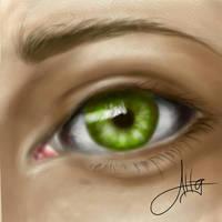 Eye by trishagaile