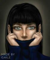 Thyella portrait by trishagaile