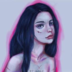 Scars by trishagaile