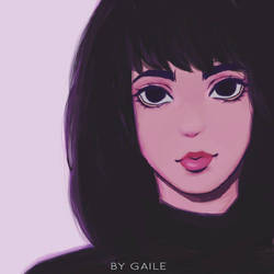 Black by trishagaile