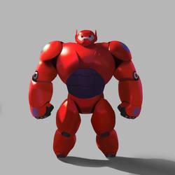 BIG HERO 6 - Baymax 2.0 by PEDP