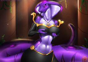 Faarah's treasures by DoomXWolf