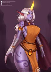 Soraka by DoomXWolf