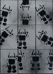 RoboDance by evilpinkbear