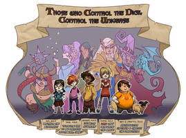 Those who control the dice... by Lelenia