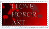 I love horror art by Horor-dark-art-club