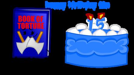 Happy Birthday TTNOfficial! by Geno1906