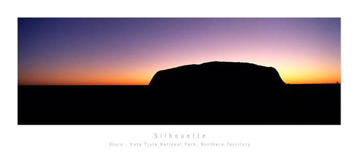 Silhouette, NT by MattLauder