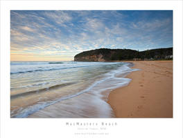 MacMasters Beach by MattLauder