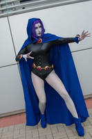 Raven full cosplay by xyuxi