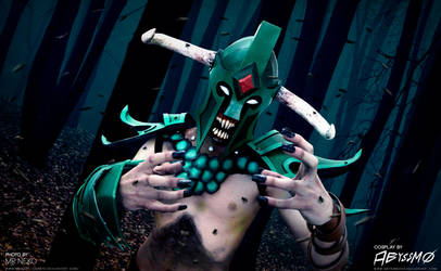 UNDYING - DOTA 2 / Cosplay by Abyssmosis