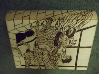 Custom Harry Potter Box by rtaylor64