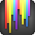 Rainbow Icon- Free to use by Mythical-Pixel