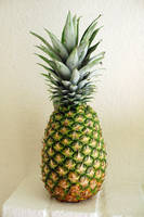 Pineapple by oxygun