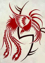 Phoenix by Alkaline-77