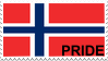 Norwegian Pride by CrimsonLegacy