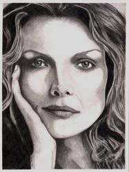 Michelle Pfeiffer by kchenault