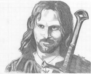 Aragorn by kchenault