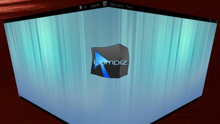 My Quantal Ubuntu GNOME Compiz by carteirodopoente