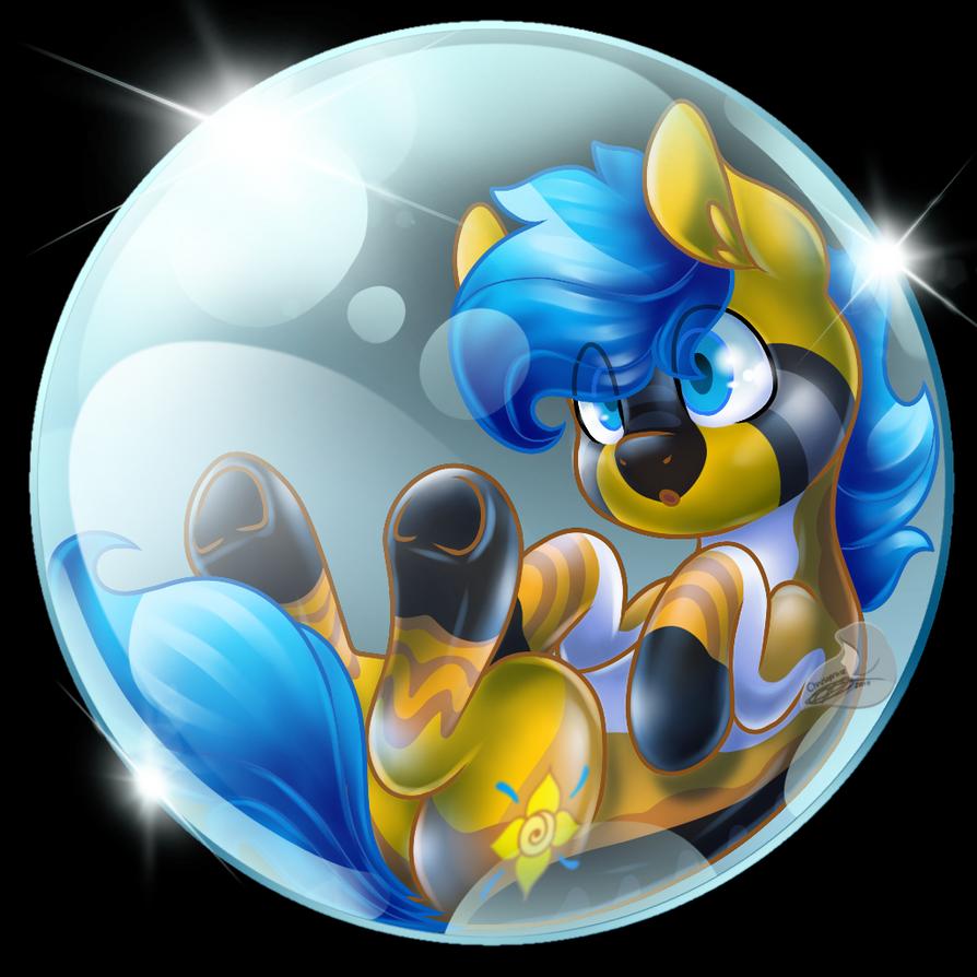 Bubble Boi by fluttershy0159