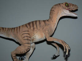 JP Velociraptor Horizon model by yankeetrex