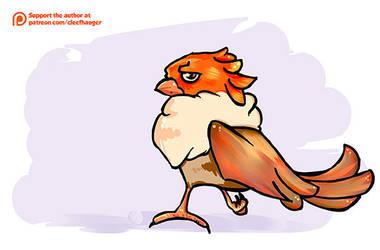 Birdrange by CosararaWorld