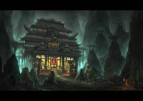 Kintaro - Demon's Lair by yongs