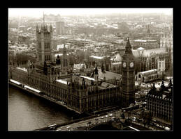 Houses of Parliament by Specter-tc