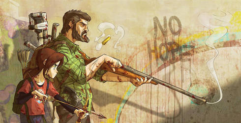 the Last of us by Panchusfenix