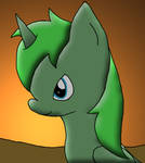 Tom - the fallout pony by moonofheaven1