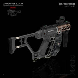 LUCH (PDW mode back) by HYDROGEARS