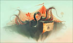 Circus by GaudiBuendia